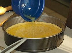Рецепт лимонного пирога (фото)